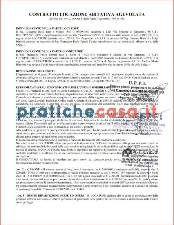 contratto-locazione-affitto-residenziale-agevolato-comodato-duso-pratiche-casa-pratichecasa