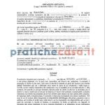 contratto di locazione online canone libero cessazione