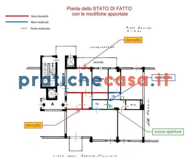 docfa modifica interna immobile aggiornamento planimetria catastale online mappa catasto online