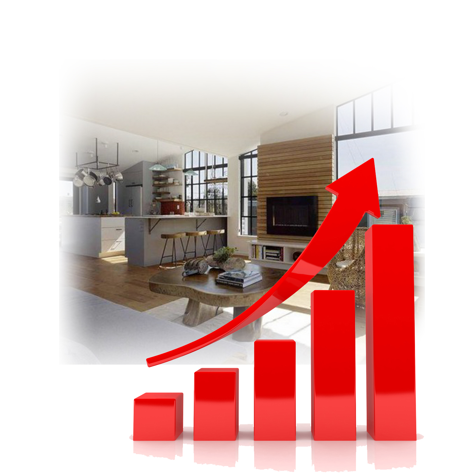 Aumento Valore Immobile Ristrutturato home staging - aumento del valore di un immobile - pratiche casa