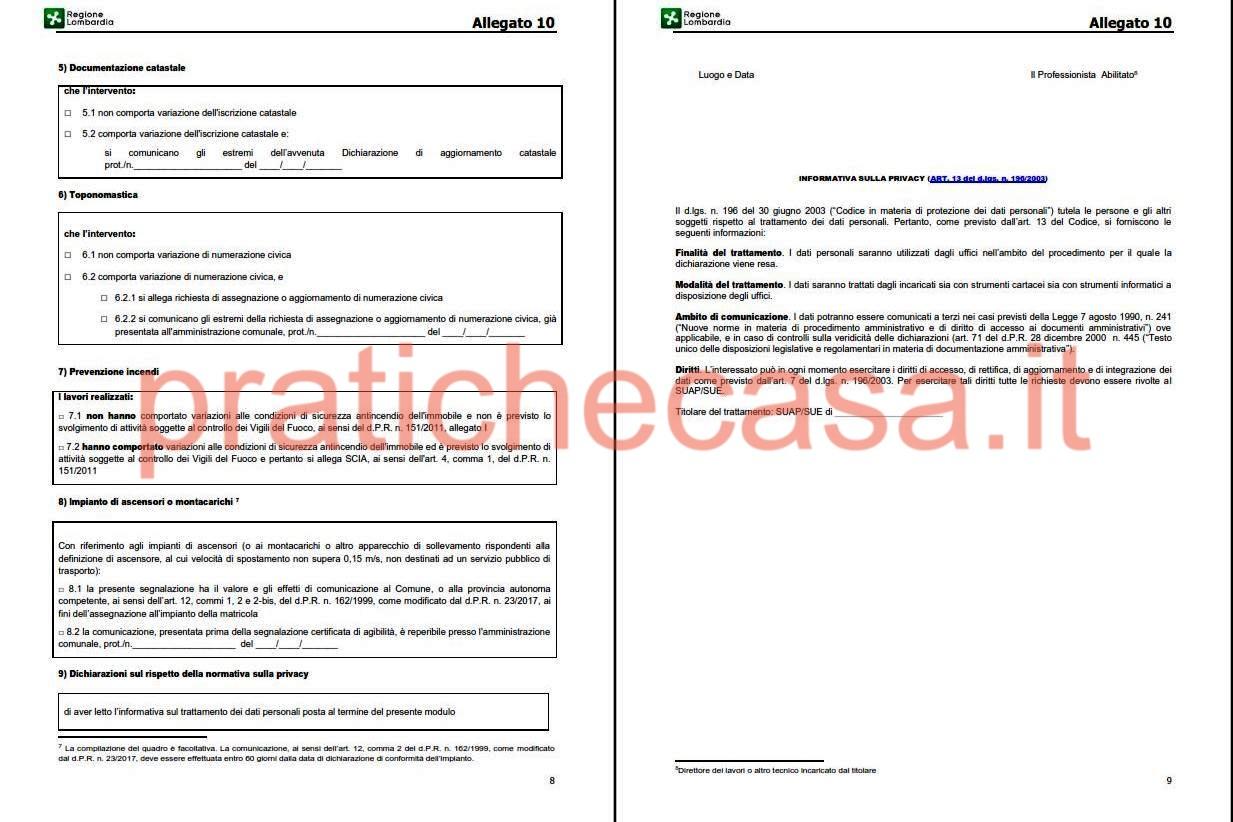 Agibilità Dopo Ristrutturazione sca segnalazione certificata di agibilità