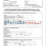 cila comunicazione inizio lavori asseverata online pratiche casa ristrutturare documenti www.pratichecasa.it